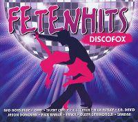 Cover  - Fetenhits - Discofox [2014]